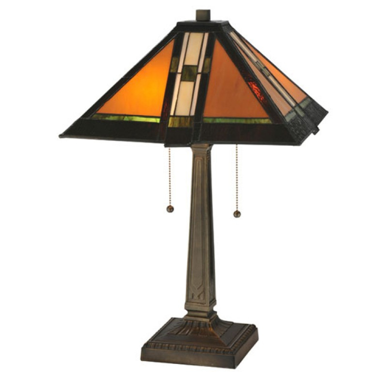 Montana Mission Table Lamp The Mission Motif