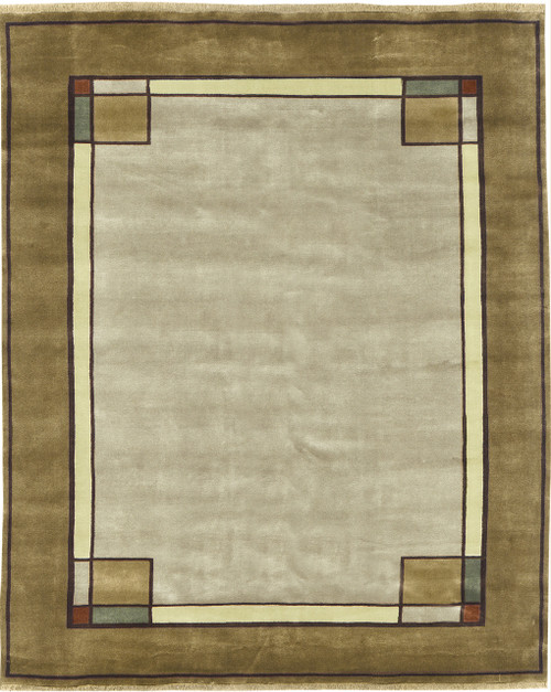 Arts and crafts rugs for Arts and crafts style rug