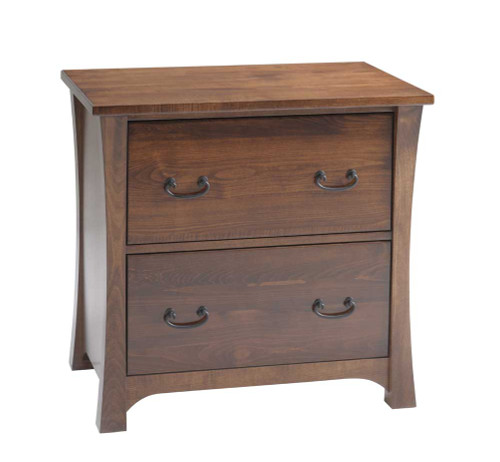 Woodland 2 drawer Lateral File Cabinet
