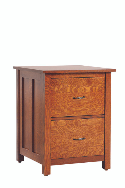 Coventry 2 Drawer Lateral File Cabinet The Mission Motif