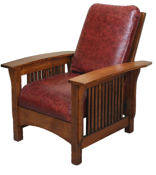 Incroyable American Mission Petitie Spindle Morris Chair AMW 1503