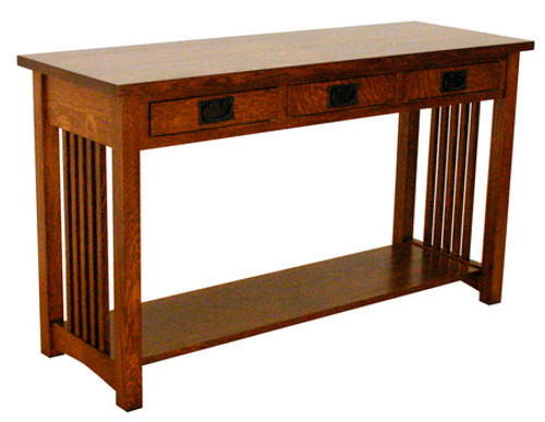 "American Mission 50"" Sofa Table AMW-1850"