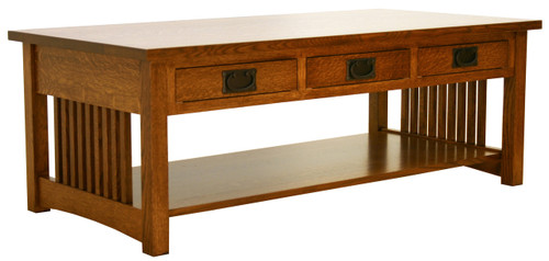 "30"" x 50"" American Mission Coffee Table AMW-3050"