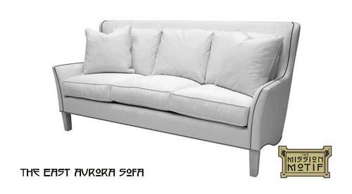 The East Aurora Sofa