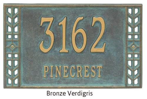 Bronze Verdigris