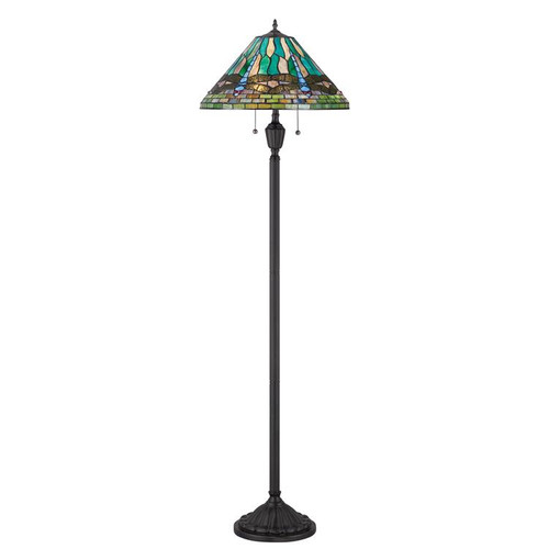 The Dragonfly Floor Lamp