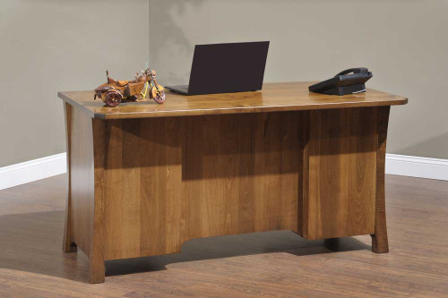 "Woodland 60"" Executive Desk 15-YT-60"