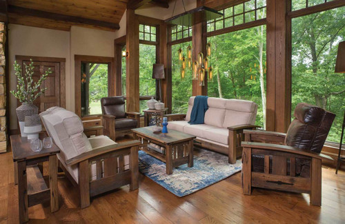 Mission County Style Living Room set