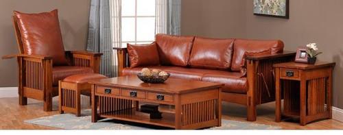 Bon American Mission Living Room Set