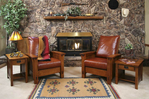 American Mission Morris Chair Set