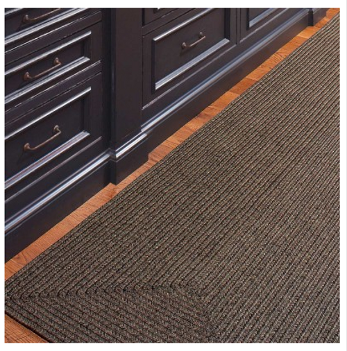 Burnished Brown Ultra Durable Rug