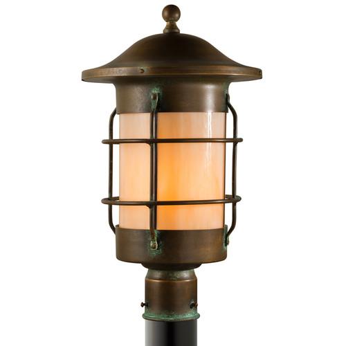 Bolboa post mount light