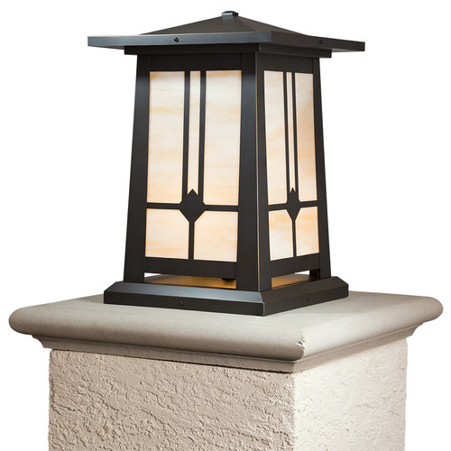 Waverley Column Mount Light