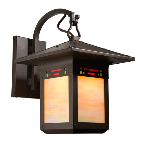 Glen Canyon Hooked Arm Sconce