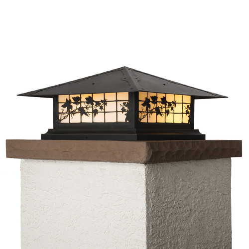 """Spring Street Column Mount with 12"""" Roof 1023-61"""