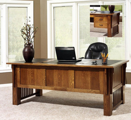 Liberty Mission Executive Desk #70083