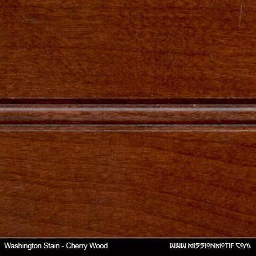 Cherry Wood - Washington Stain Sample
