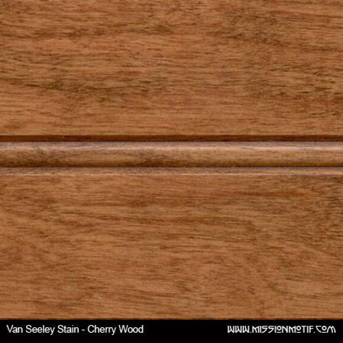Cherry Wood - Van Seely Stain Sample