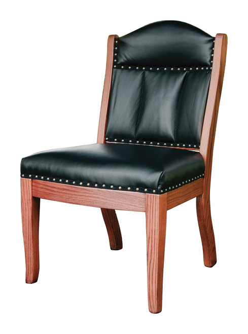 Low Back Client Side Chair CLSL-BER-91