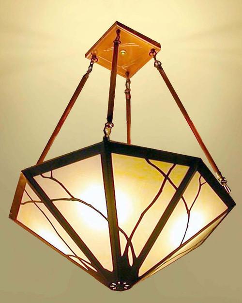 Mission style chandeliers chandelier art nouveau design aloadofball Gallery