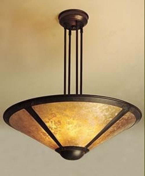 the mica lamp company 108 prairie chandelier 24 inch