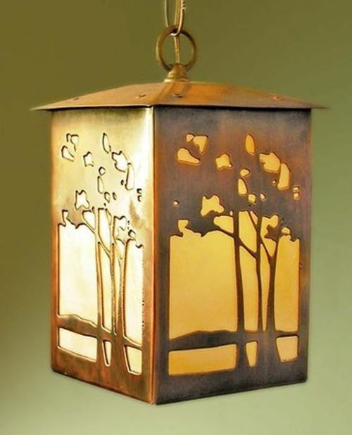 Lantern Pendant- Landscape Design
