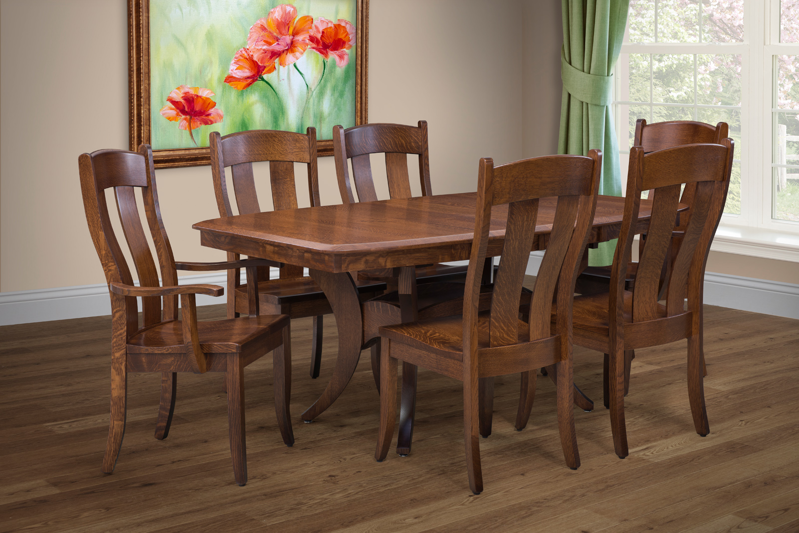 The Fort Knox Dining Collection