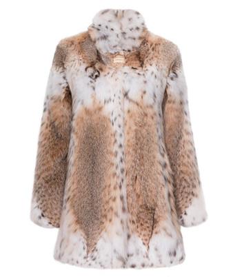 Lynx Fur Coat Patricia