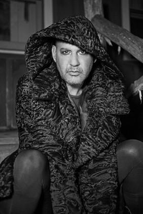 Mens Fur Coats : Swakara Lamb Extraordianire