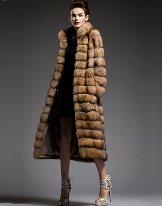 Sable Fur, the Most Luxurious of Them All