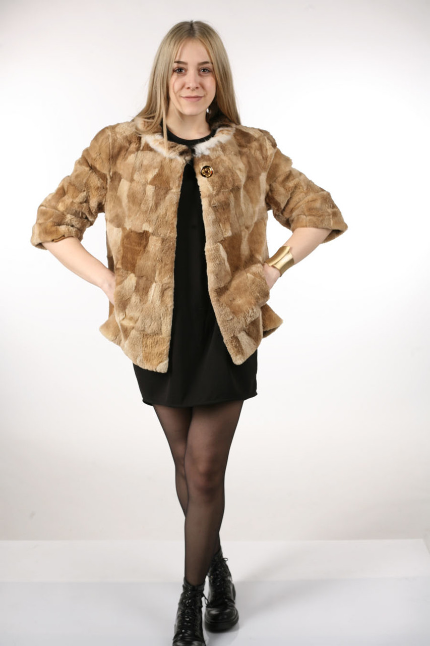 Fur coats from cropped beaver: models, tips on choosing. How to clean a fur coat from a short-haired beaver 74