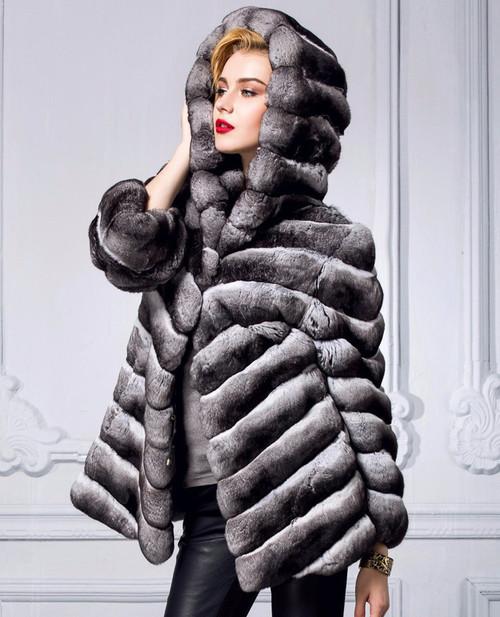 Chinchilla For Sale >> chinchilla fur jacket