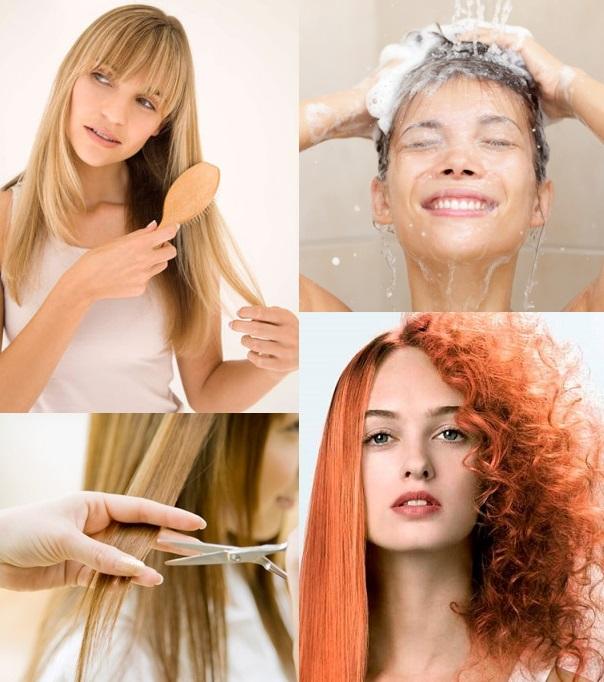ten hair myths revealed