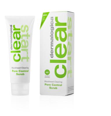 Dermalogica Clear Start Blackhead Clearing Pore Control Scrub 2.5 oz.