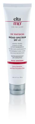 EltaMD UV Physical Broad-Spectrum SPF 41 for Extra-Sensitive & Post Procedure Skin 3 oz