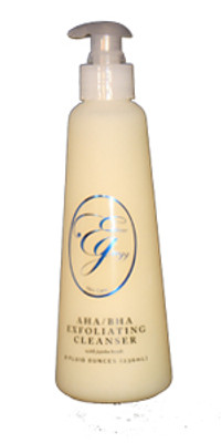 Elaine Gregg AHA BHA Exfoliating Cleanser with Jojoba Beads