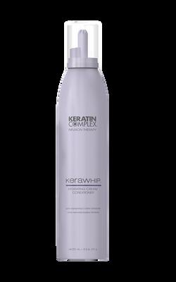 Keratin Complex Kera Whip Hydrating Cream Conditioner 8.5 oz