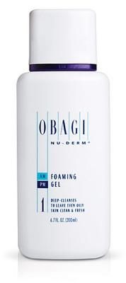 Obagi Nu-Derm Foaming Gel  #1