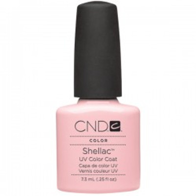 Shellac UV Color Coat Clearly Pink