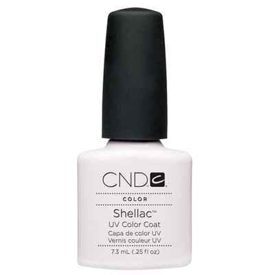 Shellac UV Color Coat Cream Puff