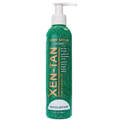 Xen-Tan Body Scrub 8 oz