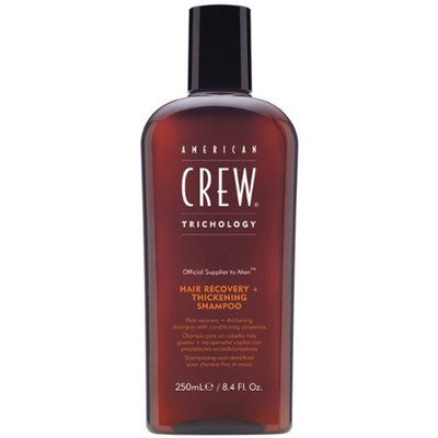 American Crew Trichology Hair Recovery + Thickening Shampoo