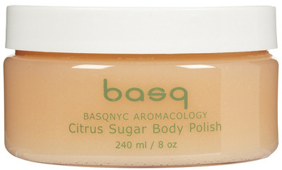 Basq Citrus Sugar Exfoliating Body Polish 8 oz