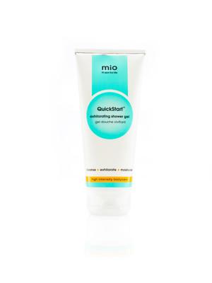 Mio QuickStart Exhilarating Shower Gel 6.8 oz