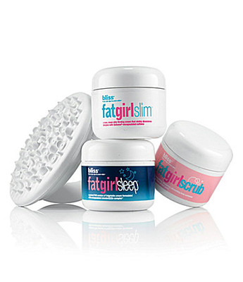bliss fat girl treatment kit