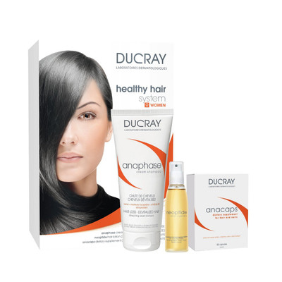 Ducray Healthy Hair System  - Women