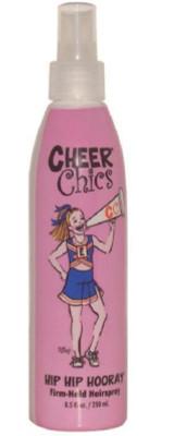 Cheer Chics Hip Hip Hooray Firm-Hold Hairspray