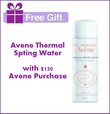 FREE Avene Thermal Spring Water with $150 Avene Purchase