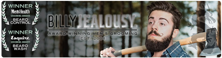 Billy Jealousy mens products