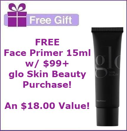 glo Skin Beauty GWP